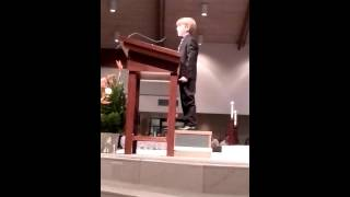 Psalm 23 I shall live in the house of the Lord (Bob Hurd)