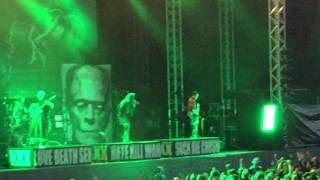 Rob Zombie live @ Tons Of Rock, Norway 2017