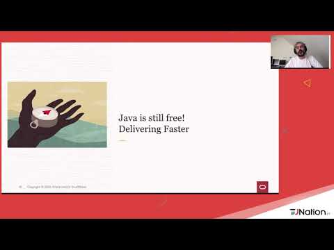 Java and the 40 versions - Summer 2020 Edition
