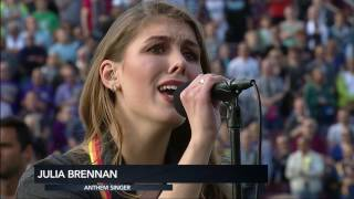 Julia Brennan – National Anthem (Live at Minnesota United FC)