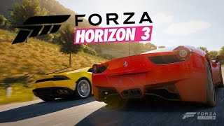 Forza Horizon 3  - E3 2016 Gameplay Trailer