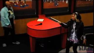 Melanie Fiona - Give It To Me Right - Tom Joyner Morning Show In Studio Jam