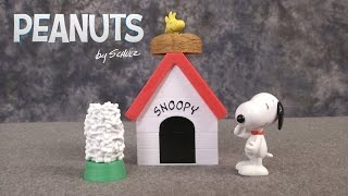 Peanuts Snoopy's Dog House from Just Play