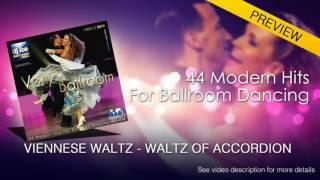 VIENNESE WALTZ | Dj Ice - Waltz Of Accordion (60 BPM)