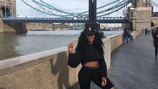Cash me outside - Dj Flex Remix |JustMeNk| London