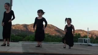 Isabella - Ensayo general Flamenco y el Meneito