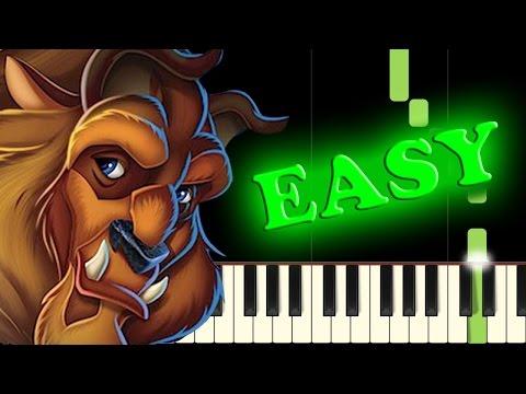 Comment jouer le thème de la Belle et la Bête au piano