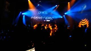 DEE MONTERO live ROXY PRAGUE / CZ ( Cafe Mambo / Montero Grooves Rec. / IBIZA / ESP / UK )