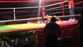 Santiago Gonzalez vs Maicom Pelufo Uruguay Mma
