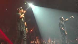 Jay Z & Kanye - Lift Off - Watch The Throne Tour Manchester - UK (HD)