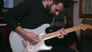 David Gilmour - Pink floyd - Freejam - Elia Garutti