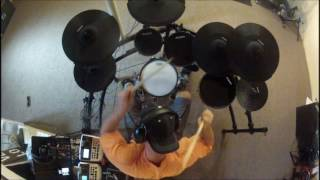 SystemOfADown - Deer Dance drum cover