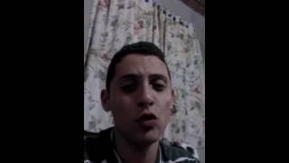 Luciano Bartho - sangrando sem corte (música de Cristiano Araújo)