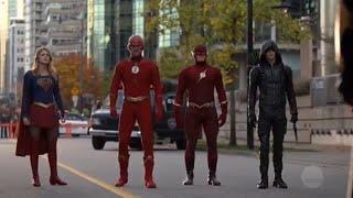 Arrow 7x09 Ending Scene (HD)