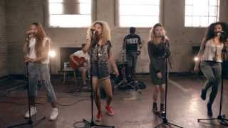 """Neon Jungle perform """"Trouble""""  for The Line of Best Fit"""