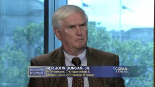 Congressmen praise C-SPAN Washington Journal program