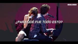 We Don't Talk Anymore   Charie Puth ft  Selena Gomez Traducción al Español