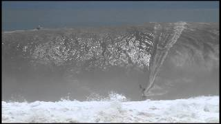 Brad Domke at Puerto Escondido 3 - 2015 Billabong Ride of the Year Entry - XXL Big Wave Awards
