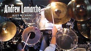 """Alice in Chains """"Them Bones"""" Drum Cover"""
