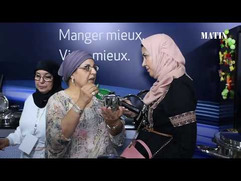 Video : Bio Expo 2019 : Déclaration de Asmaa Alaoui, responsable Al Mounawara Trading