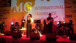 MG INTERNATIONAL FRAGRANCE COMPANY   ANTALYA FUARI