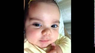 Video Batizado   Ana Laura   amar como jesus amou
