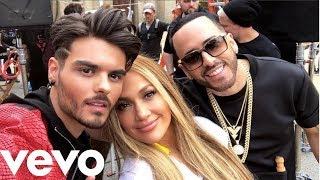 Yandel Ft Jennifer Lopez & Abraham Mateo - Se Acabó El Amor | (Vídeo Oficial)  (Detrás De Cámaras) width=
