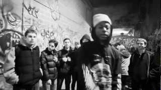 Joey Bada$$ Ft. Big K.R.I.T. & Smoke DZA - Underground Airplay (Official Video)
