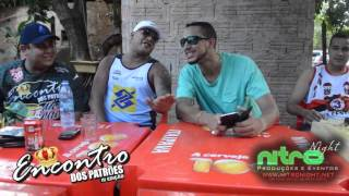 Chamada Mc Frank e Tikão - Cuiabá-NitroNight