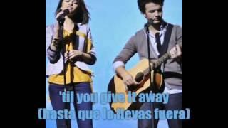 Send It On - Jonas Brothers, Demi Lovato, Miley Cyrus, Selena Gomez (Lyrics y traducción)