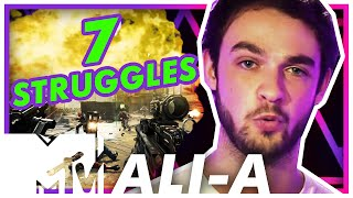 Ali-A: 7 Struggles ALL Call Of Duty Players Will Understand | MTV