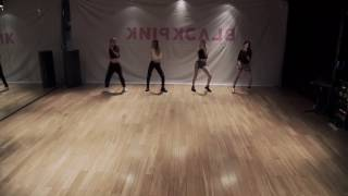 [1080p] Mirrored BLACKPINK-WHISTLE Dance Practice