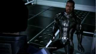 Mass Effect 3: Jacob Romance #2: Talking to Jacob (version 3: Ugly break-up)