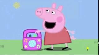 Peppa cantando lepo lepo