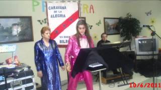 LA CARABANA DE LA ALEGRIA BILBAO.wmv