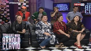 Tonight with Arnold Clavio: 'That's Entertainment' stars, nag-reunion sa 'TWAC'