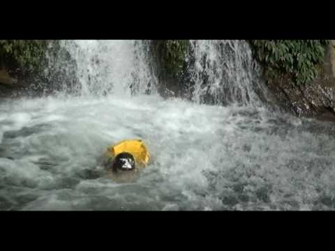 Canyoning in Nepal with Paddle Nepal