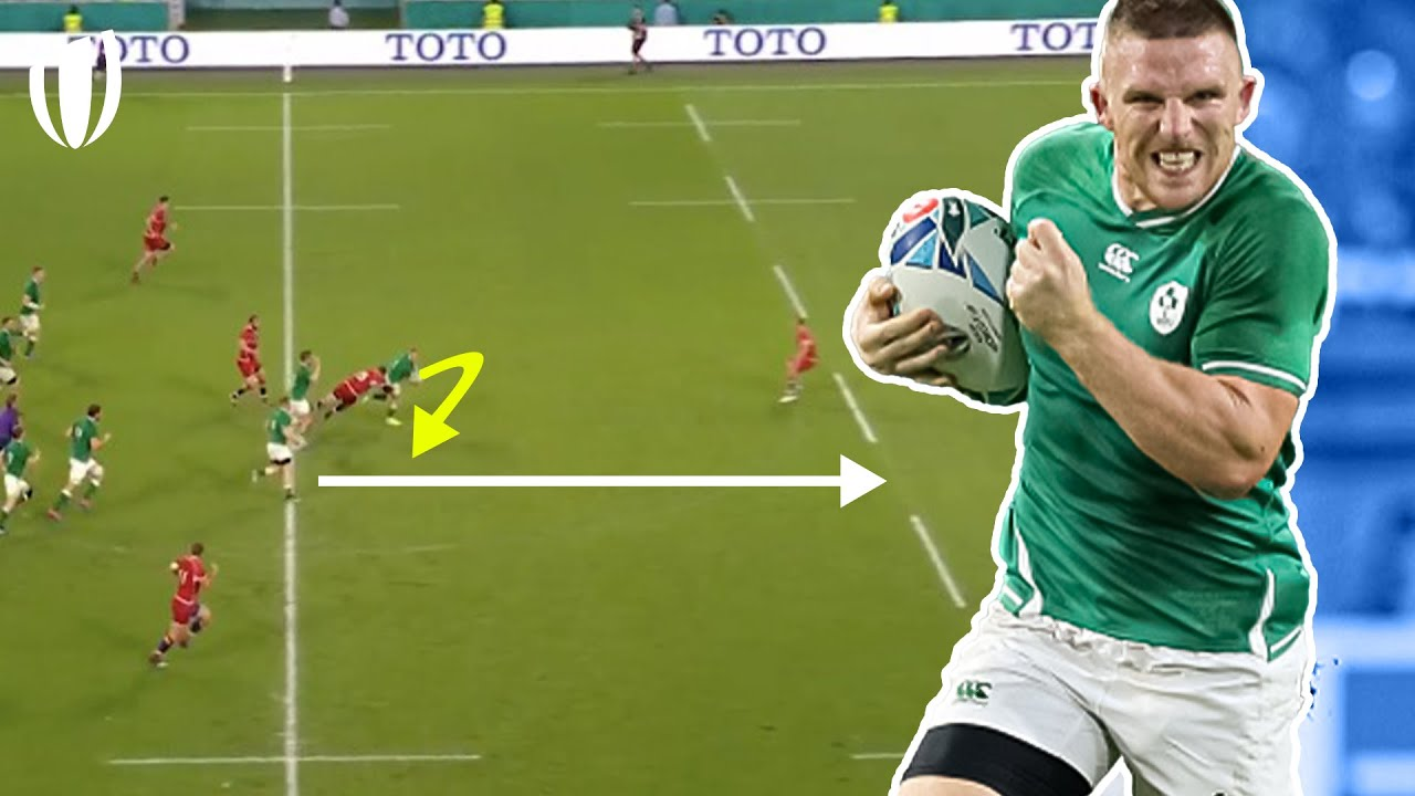The Most UNFORGETTABLE Ireland Tries From World Cups!