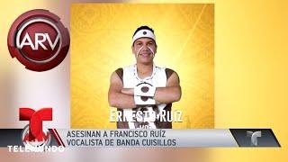 Abatido a tiros el vocalista de la Banda Cuisillos | Al Rojo Vivo | Telemundo