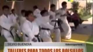Actividades de Serpar en el parque zonal Huiracocha