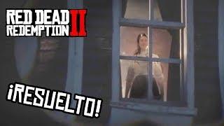 El misterio de la mujer en la ventana - RESUELTO - Red Dead Redemption 2 - Jeshua Games