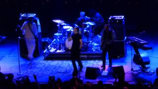 The Damned - New Rose (Fonda Theatre, Los Angeles CA 9/5/15)