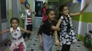 Santushti dance