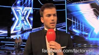 David Carreira - Entrevista Factor X
