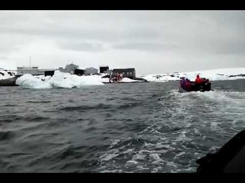 Ukraine Antarctica Base