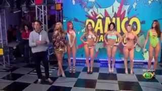 Emílio fala com as Panicats (14/10/2012)