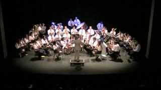 "Banda do Samouco - Pasodoble ""Curro Romero"" - VI Semana Taurina S. Correia 7Maio2011 HD"
