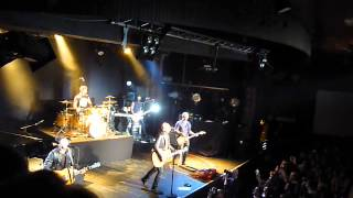 The Fray -  Closer to me - live Hamburg 6th October 2014