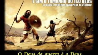 Thalles Roberto- Deus Da Força (Playback Legendado)