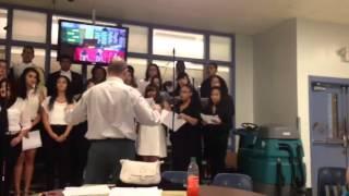 Sci tech choir